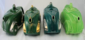 Royal Doulton Motoring Series Ware
