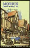 Front cover of the Morris Brochure